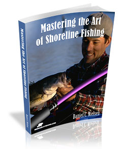 mastering the art of shoreline fishing